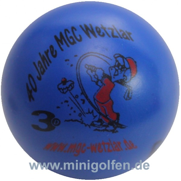 3D 40 Jahre MGC Wetzlar