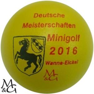 M&G DM 2016 Wanne-Eickel