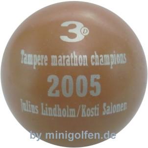 3D Tampere Marathon 2005
