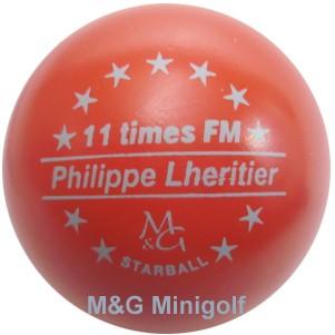 M&G Starball 11x FM Philippe Lheritier