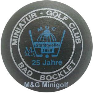 M&G 25 Jahre MGC Bad Bocklet