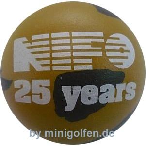 Nifo 25 years
