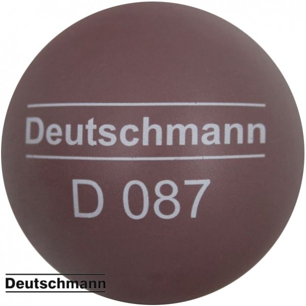 Deutschmann 087