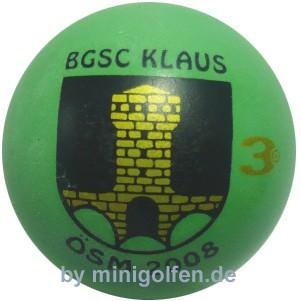 3D BGSC Klaus 2005
