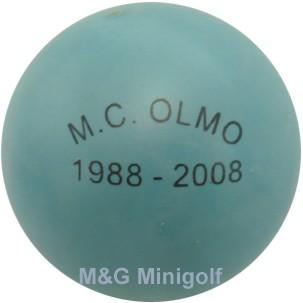 """M&G M.C. Olmo 1988 - 2008 """"blau"""""""
