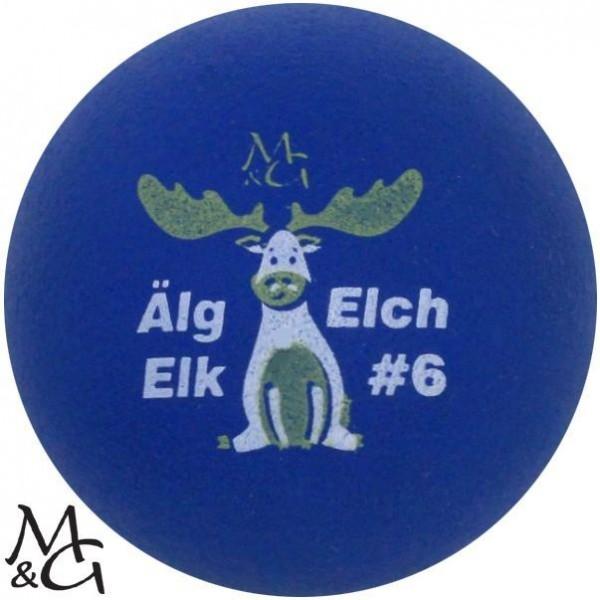 M&G Big Älg - Elch - Elk #6
