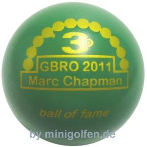 3D BoF GBRO 2011 Marc Chapman