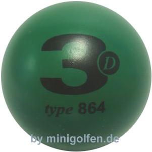 3D type 864