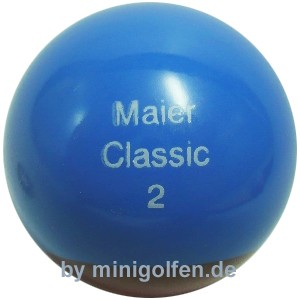 maier Classic 2