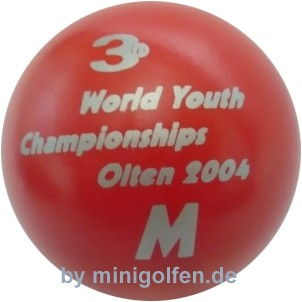 3D World Youth Championships Olten 2004 - M