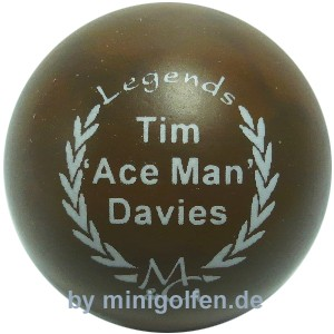 M&G Legends Tim 'Aceman' Davies