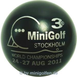 3D WM 2011 Stockholm