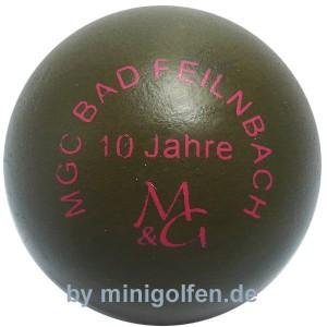 M&G 10 Jahre MGC Bad Feilnbach
