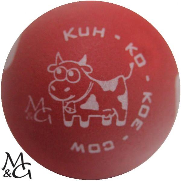 "M&G Kuh - Ko - Koe - Cow ""CH"""