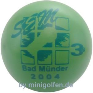"""3D SEM 2004 Bad Münder """"grün"""""""