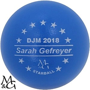 M&G Starball DJM 2018 Sarah Gefreyer