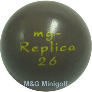 mg 26 - Replica