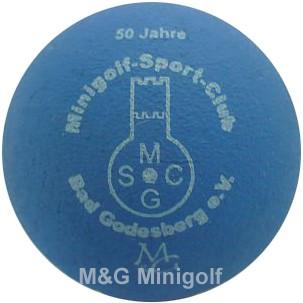 M&G 50 Jahre MSC Bad Godesberg
