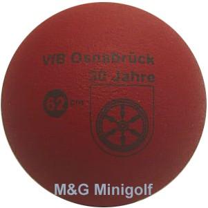 """M&G 30 Jahre VfB Osnabrück """"62"""""""