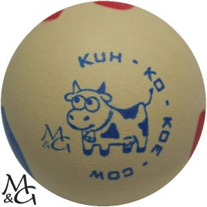 "M&G Kuh - Ko - Koe - Cow ""NL"""