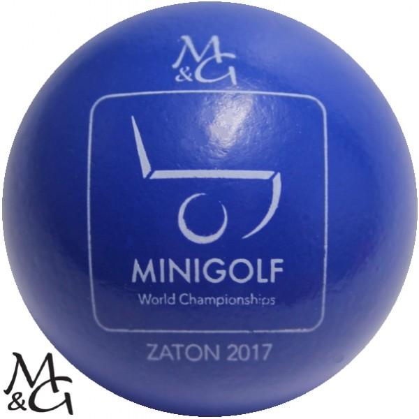 M&G Minigolf World Championchips 2017 Zaton