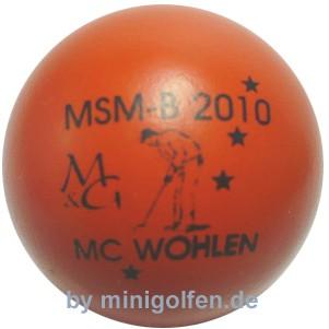 M&G MSM-B 2010 MC Wohlen