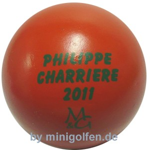 M&G Philippe Charriere 2011