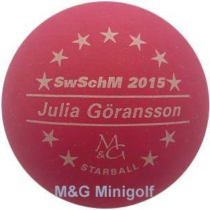 M&G Starball SwSchM 2015 Julia Göransson