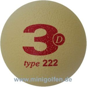 3D type 222