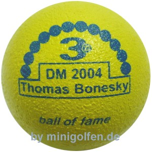 3D BoF DM 2004 Thomas Bonesky