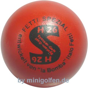 System-Golf H26