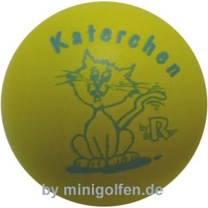 """Reisinger Katerchen """"gelb"""""""