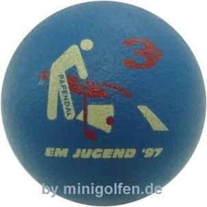 3D EM Jugend `97 Papendal