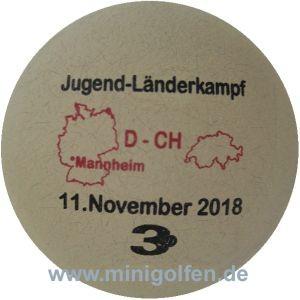3D Jugend-Länderkampf 2018
