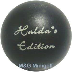 maier Halda's Edition schwarz
