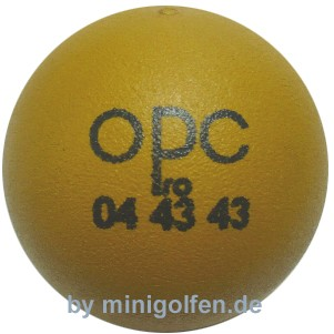 maier OPC Pro 04 43 43