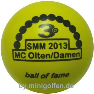3D BoF SMM 2013 MC Olten/Damen