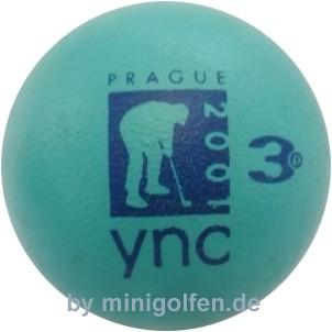 3D YNC 2001 Prague