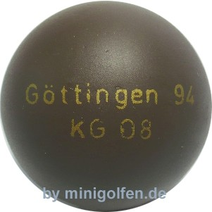 Klose- Golf KG 08 Göttingen 94
