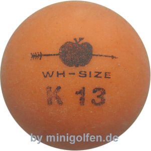 wh-size K 13