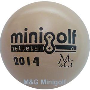 M&G Minigolf Nettetal 2014