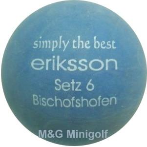 mg simply the best - Eriksson - Setz 6 Bi'hofen
