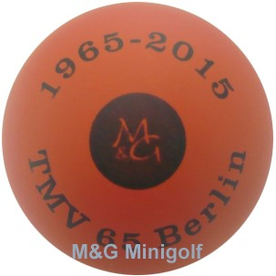M&G 50 Jahre TMV Berlin