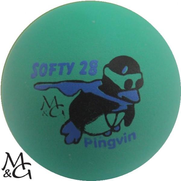 M&G Pingvin Softy 28