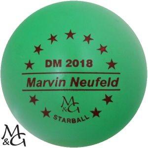 M&G Starball DM 2018 Marvin Neufeld