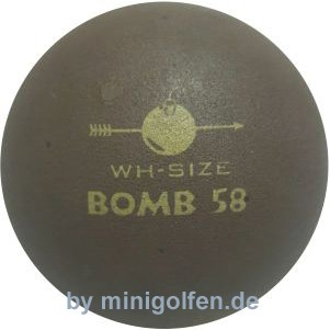wh-size Bomb 58