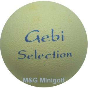 """M&G Gebi Selection """"weiss"""""""