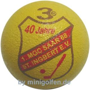 3D 40 Jahre 1 MGC Saar 68 St. Ingbert