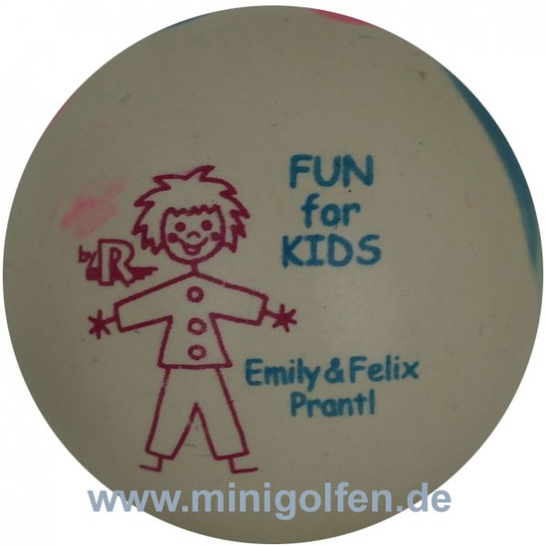 Reisinger Fun for Kids Emely & Felix Prantl