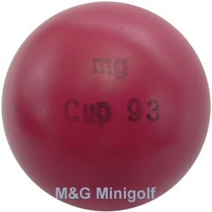 mg Cup 93